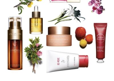 Clarins for me – Double Points June