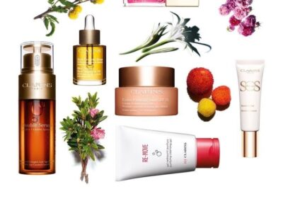 Clarins for me – Double Points October