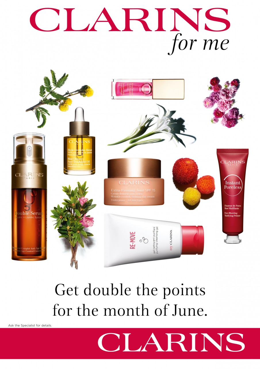 Double Points for the month of June