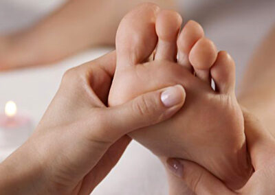 Reflexology Is Back – Treat your feet, feel relaxed and revitalised.