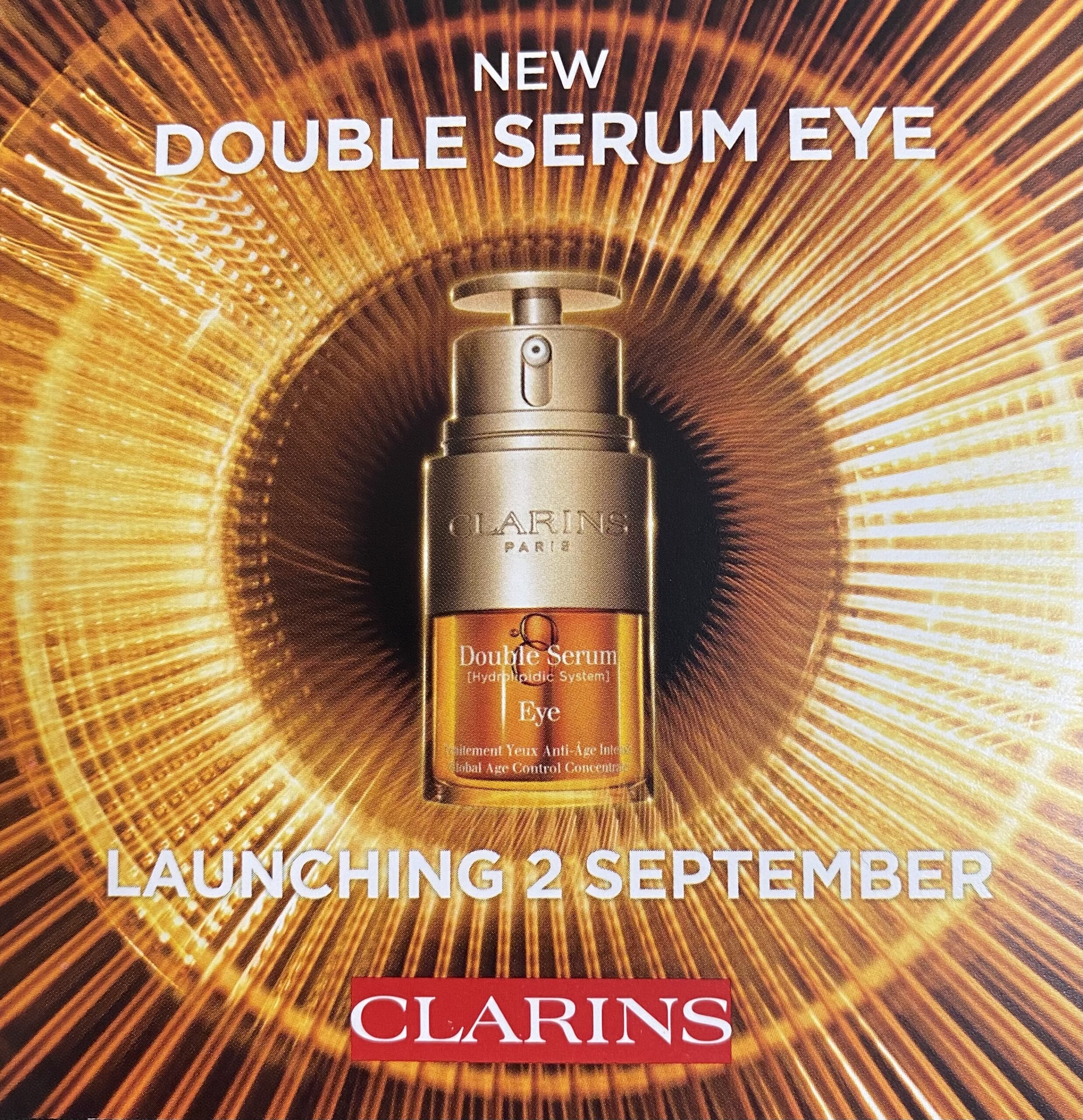 Double Serum personalised eye treatment for £29