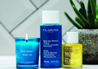 Clarins Gift with Treatment