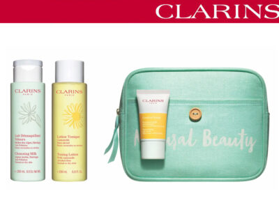 Clarins Cleansing Trousse is back!
