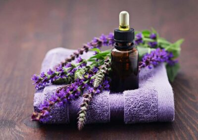 25% Off Aromatherapy Massage with Flora