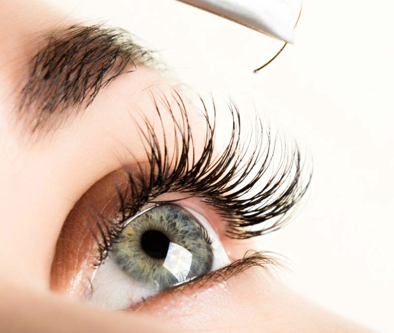 25% off Eyelash Extensions with Katie