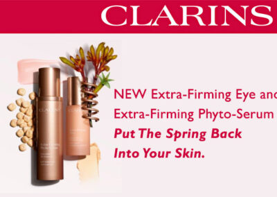 NEW Extra-Firming Eye and Extra-Firming Phyto-Serum